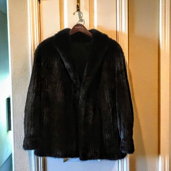 Jackets & Blazers - Authentic Mink coat